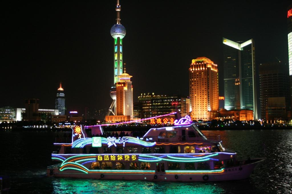 上海浦東地区