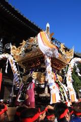 魚吹八幡神社 秋祭り1