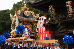 播州秋祭り