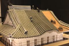 姫路城 大天守瓦葺き