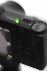 パワーの漲るカメラ