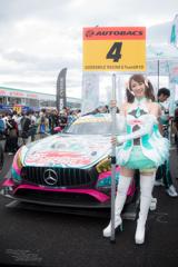 2017 SUPER GT 第4戦 スポーツランドSUGO