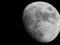 船上からの月