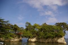 初夏の松島