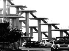 MINIの散歩・「富津岬」