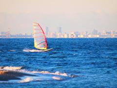 正月サーフィン