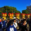 箕浦・和田地区の太鼓台