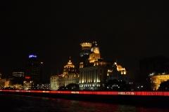 上海の夜景