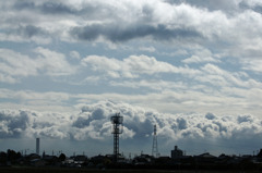 5285m 雲の主張