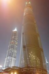 建設中の超高層