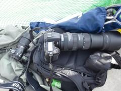 入間航空祭撮影機材
