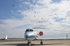落下傘部隊とU-4