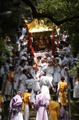 390周年・紀州東照宮「和歌祭」#1