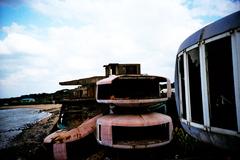 UFO屋敷 -LOMO  LC-A-