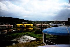 UFO屋敷郡 -LOMO  LC-A-