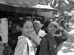 タイの微笑み