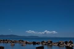 夏雲と播磨灘6