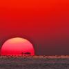 2021年播磨灘の夕日3