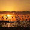 播磨灘の夕景2