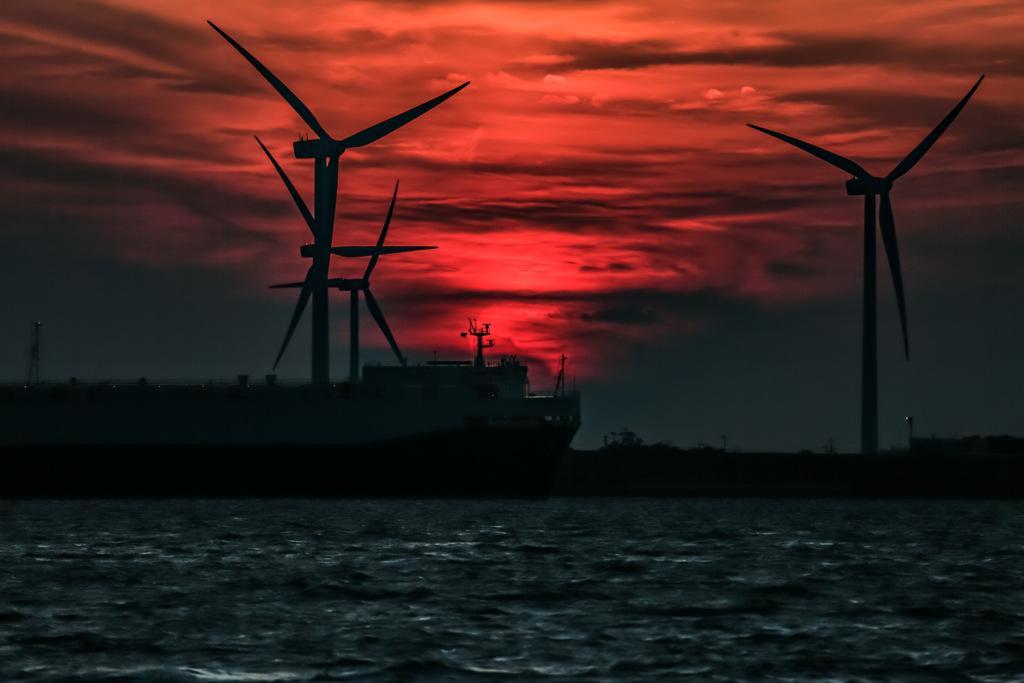風のエネルギー