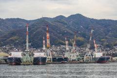 大和 造船の街