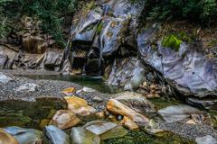 名女石滝−2