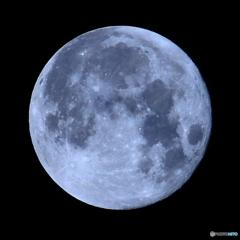 月齢14.69  満月  十五夜