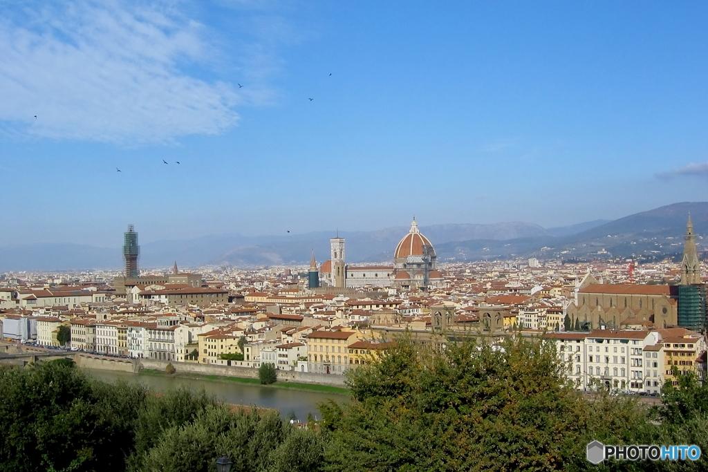 イタリアの旅 ~ フィレンツェ市街 ~