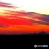富士夕景Ⅱ