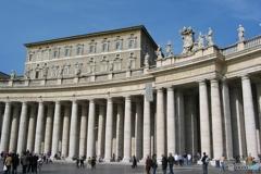 イタリアの旅 ~ サン・ピエトロ大聖堂Ⅱ ~