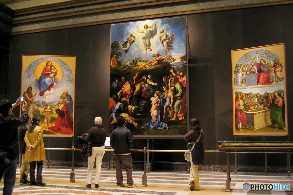 イタリアの旅 ~ ヴァチカン美術館Ⅱ ~