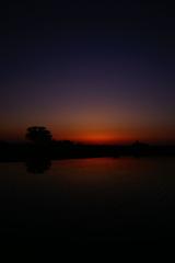 at Evening