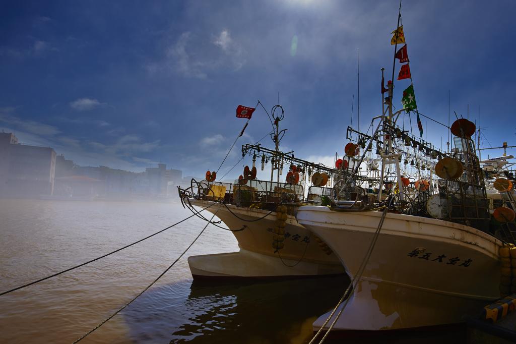 烏賊釣船1