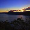 朝の摩周湖2