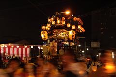 川越祭り終わりに近づいてる…
