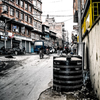 10年前のネパール カトマンドゥ 路地裏