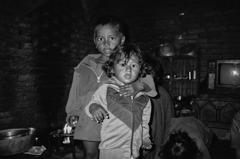 ネパール 家族の姿4