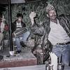 ネパール カトマンドゥ 酔っぱらい達