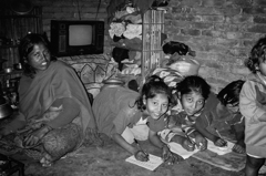 ネパール 家族の姿3