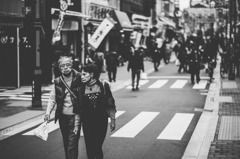 Sugamo couple