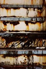 アートな階段