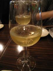 ワイン2つ