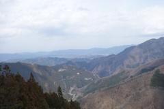 三峰神社からの眺め