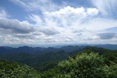 軽井沢 見晴台からの眺め 2