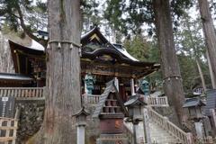 三峰神社 本殿