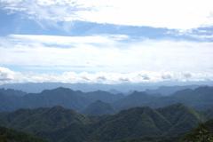 軽井沢見晴台からの眺め 2