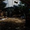 トラクター車庫