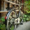 お父さんの自転車 「サツキとメイの家」③