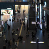 京都駅 冬