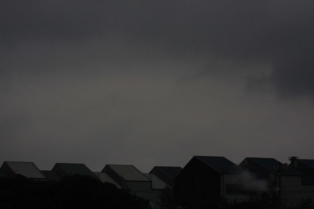 連なる屋根たち